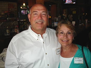 Jim Coleman and wife Barb